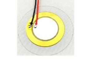 陶瓷蜂鸣片 直径35mm 频率2.6KHz 3B35+2.6EEW