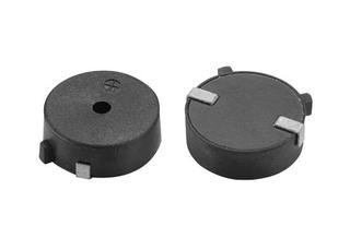 壓電無源蜂鳴器 直徑17mm 頻率4KHz PSE1760+4012SA