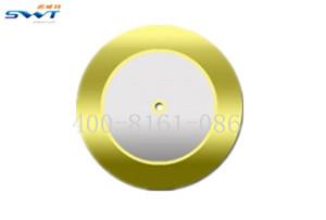 壓電蜂鳴片的固定方法