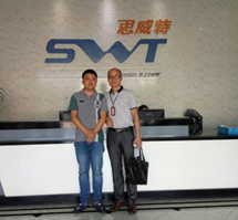 【北京】壓電蜂鳴器客戶千里迢迢選擇思威特定制