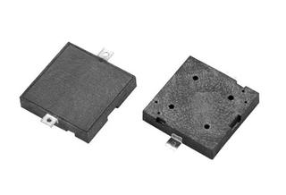 貼片無源蜂鳴器 直徑13mm 頻率4KHz PSE1325+4004SA