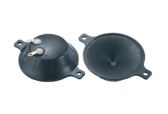 压电无源蜂鸣器 直径51mm 频率2KHz PSE5120+2003PA