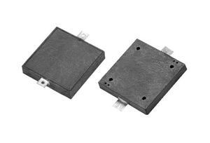 贴片无源蜂鸣器 直径16*16mm 频率4KHz PED16025L40030SAAA
