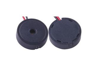 压电无源蜂鸣器 直径14mm 频率4.8KHz PED14040A48010WAAA