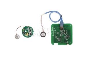 玻璃釉霧化片 直徑25mm 頻率1700KHz ATD25-1700GSW