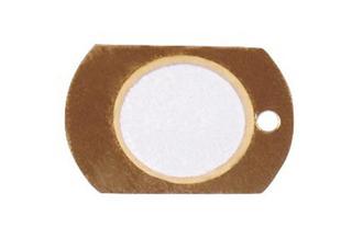 压电蜂鸣片 直径15mm 频率4.0KHz 3BC15011F040H11EE2