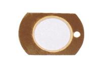 壓電蜂鳴片 直徑15mm 頻率4.0KHz 3BC15011F040H11EE2
